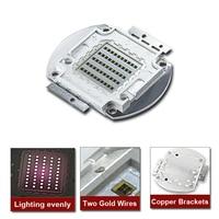 High Power LED chip IR COB integrated 940nm 14 16V 1500mA IR LED 50W COB LED Beads for Night