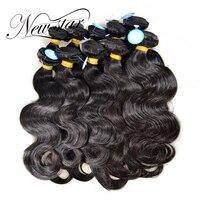 NEW STAR Wholesale 10 Pieces 10 34 Brazilian Body Wave Bundles Virgin Human Hair Extension Cuticle Aligned Weave Salon Supply