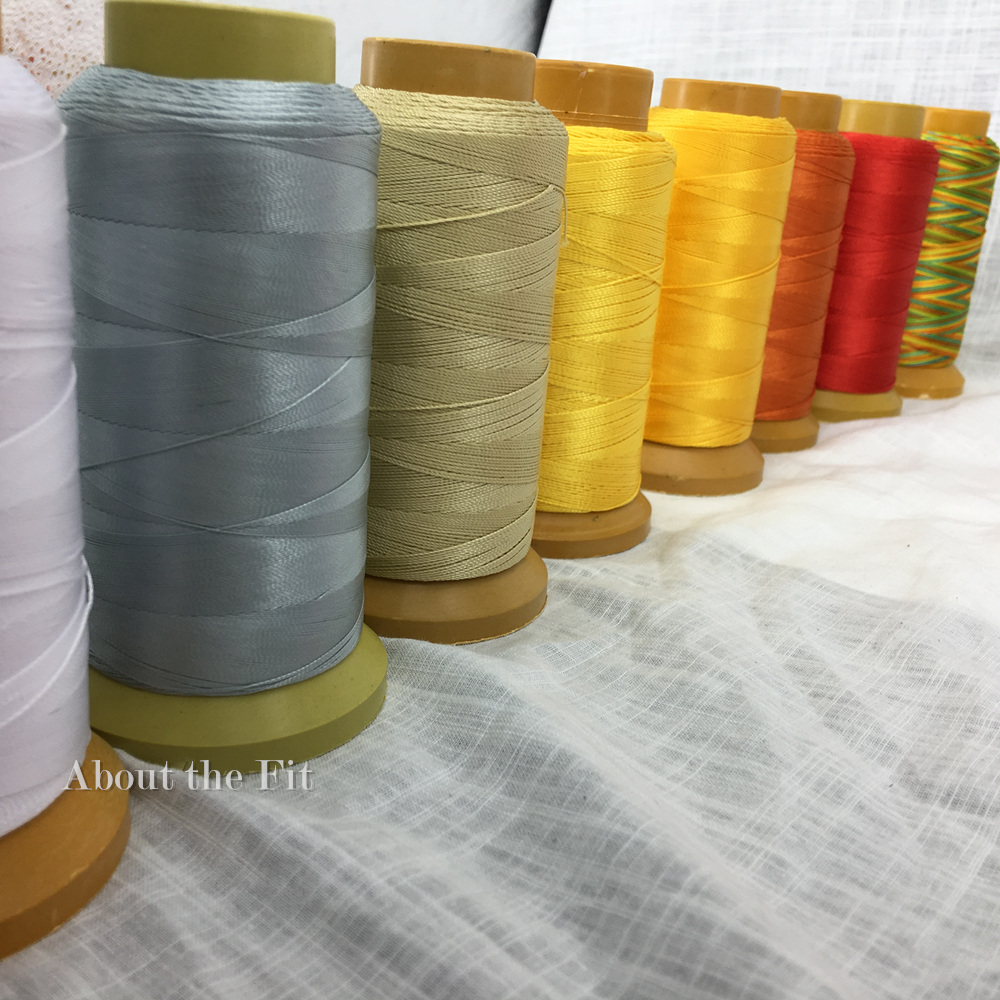 About The Fit Multi-Strands Woven Braided Artificial Silk Cords DIY Macrame Twine Beading Threads HandCrafts Findings Twist Lace