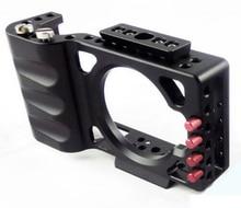 NOVA Câmera DSLR rig BMPCC Gaiola DSLR Rig para BlackMagic Bolso