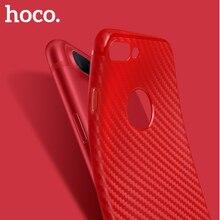 HOCO Carbon Fiber Pattern TPU Soft Case for iPhone 7 8 & 7Plus 8Plus