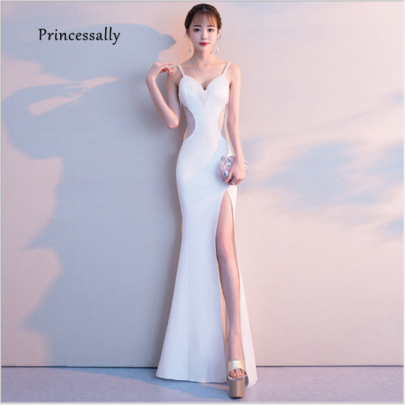 formal long simple dresses