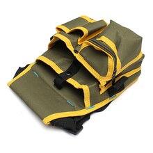 Механика мешочек поясом pocket утилита оборудования инструмента холст сумка с для