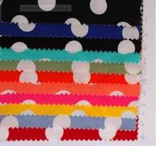 Leo & lin a restauração multicolorido grandes pontos brancos feitos à mão diy twilled cetim retalhos tecido de algodão tissus