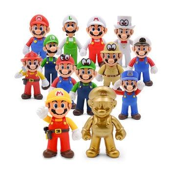 Super Mário postavička 8-15cm – rôzne varianty