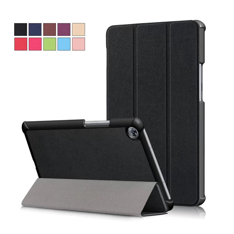 for Huawei MediaPad M5 8.4 inch Case Slim Smart PU Leather Sleeve PC Protective Back Cover for Huawei M5 SHT-AL09 SHT-W09 case cover for