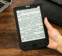 Новинка! 8 ГБ fb2 чтения электронных книг 6 дюймов e-ink чтения электронных книг 800x600 8 Гб электронная книга с крышкой и приятной коробке