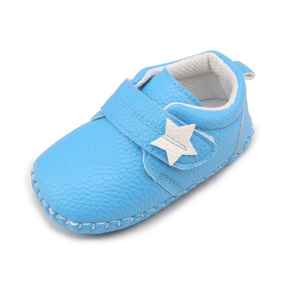 Delebao Moda PU Materiał dla niemowląt Buty zamszowe Noworodek - Buty dziecięce - Zdjęcie 4