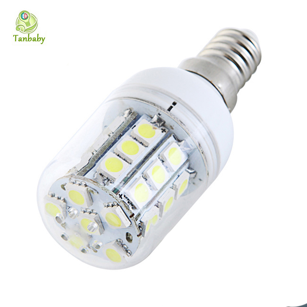 SuperDeals - Tanbaby LED Corn bulb E14 30 leds 5050 SMD High ...