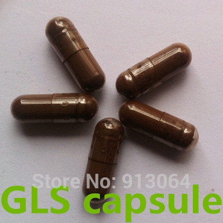 35g Ganoderma Cell-Broken Spore Powder Capsule  Bulk Prevention And Treatment Of Tumor And Cancer Slimming Raw Material
