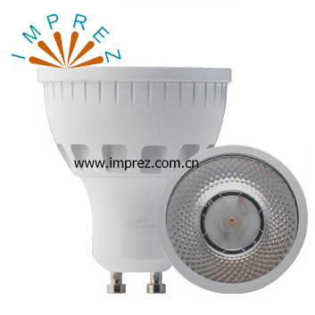 GU10 led spotlight 5W 450lm small narrow beam angle Spot Light Cup focus GU10 led bulb lighting 50pcs/lot