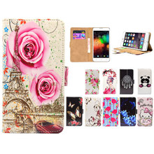 LIHAIJUN 3C Higt quality Cartoon Flip pu leather Phone Cases Cover For Fly IQ456 Era Life 2(China)