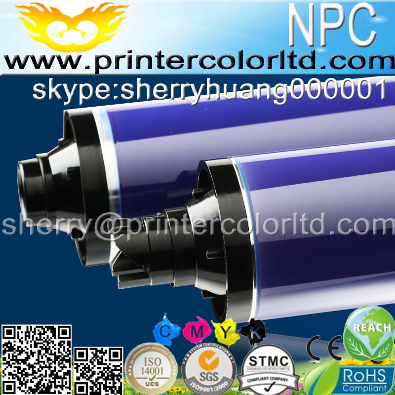 ФОТО For xerox Color opc drum Docucolor 242,240,250,252,color opc drum DCC250 252 240 242 DCC5065/6550/7550 copier parts
