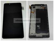 Для Microsoft Lumia 950 ЖК-Экран дисплея с сенсорным стеклом планшета + рамка Ассамблеи Запасные части