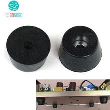 10 шт. аудио колонки усилитель мощности анти-шок амортизатор резиновые ножки колодки поглощение вибрации подставки
