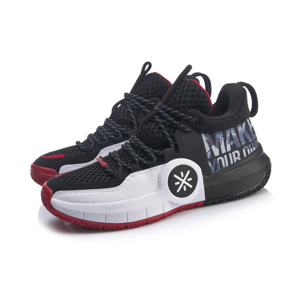Li-Ning Men Wade ALL DAY 4 On Court Basketball Shoes Cushion Wearable Sport Shoes LiNing CLOUD Sneakers ABPP025 XYL287 30