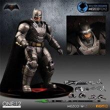 MEZCO Armor Batman One : 12 Collective High Quality BJD PVC Action Figu
