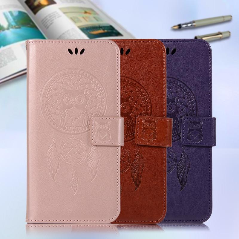 Coque Wallet Case For Alcatel U5 HD 5047 5047D Cover Capa Flip Leather Stand SmartPhone PU Case For U5 4G 5044 5044D Etui Fundas