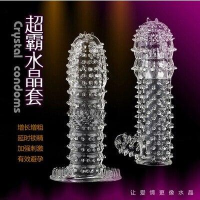 2PCS <font><b>Penis</b></font> sleeve <font><b>Penis</b></font> enlargement <font><b>crystal</b></font> delayaction <font><b>set</b></font> male belt mace <font><b>condom</b></font> <font><b>sex</b></font> products passion,<font><b>sex</b></font> <font><b>toys</b></font> <font><b>for</b></font> <font><b>men</b></font>