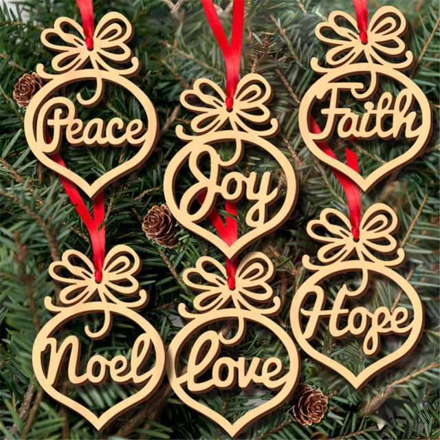 30 patterns the biggest discount christmas tree wreath christmas ornament home decorations christmas hang noelparty favors1 pcs