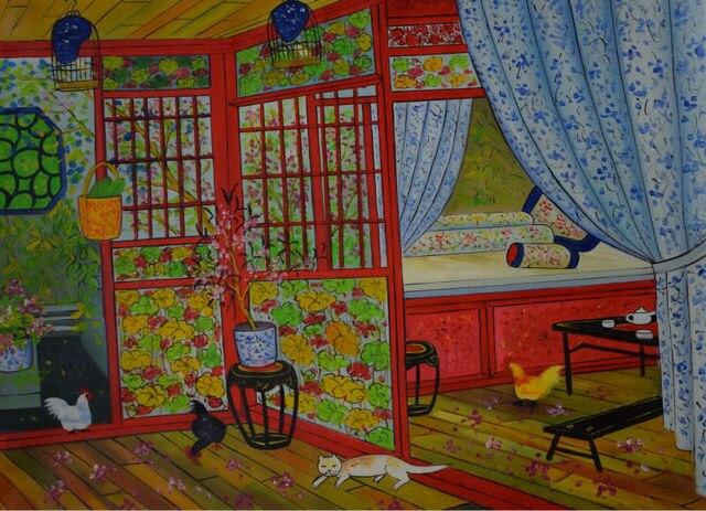 Modern Interieur Schilderij : Welk schilderij past bij mij woontrendz