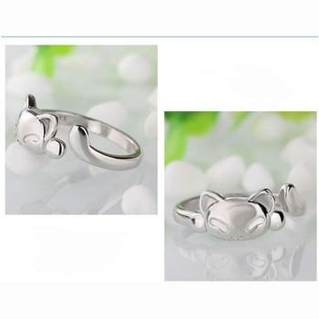 Fashion cute fox rings lovely anim