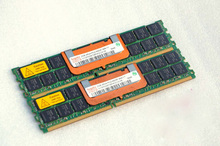 PC2-4200F-444 DDR2 FBD 2GB 2R*4 Server Memory Original 95%New Well Tested Working One Year Warranty
