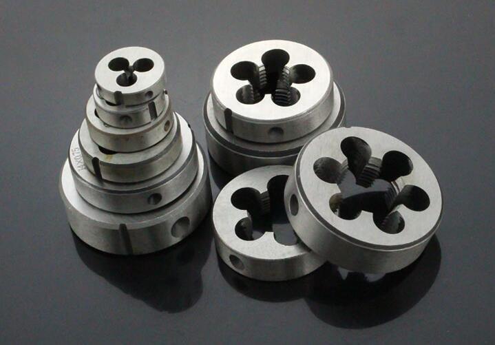 1pc Metric Left Machine Tap M7 X 0.5mm Tap Threading Tools 7mm X 0.5mm pitch