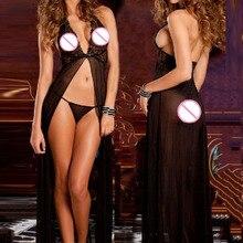 Women Night Dress Sleepwear Lingerie Sexy Hot Erotic Underwear Sets Sex Porn Costume Wear Pajamas for Women