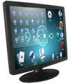 10.4 polegada USB Monitor de toque, Desktop monitores Touchscreen para Pos Terminal