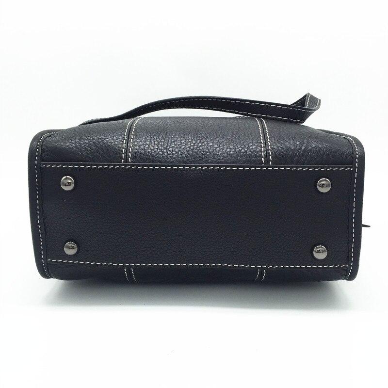 Marques 100Véritable Cuir Sac Qualité Main Sacs Haute Satchel D'épaule De Les Noir Des Luxe Pour Mode En À Femmes Filles Célèbres OZuPXki
