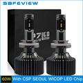 Hot selling Hi/Lo H15 Led Headlight P7 4200Lm 30W high power car bulb 5000/6000K Kit Auto parts light source LED Headlamp