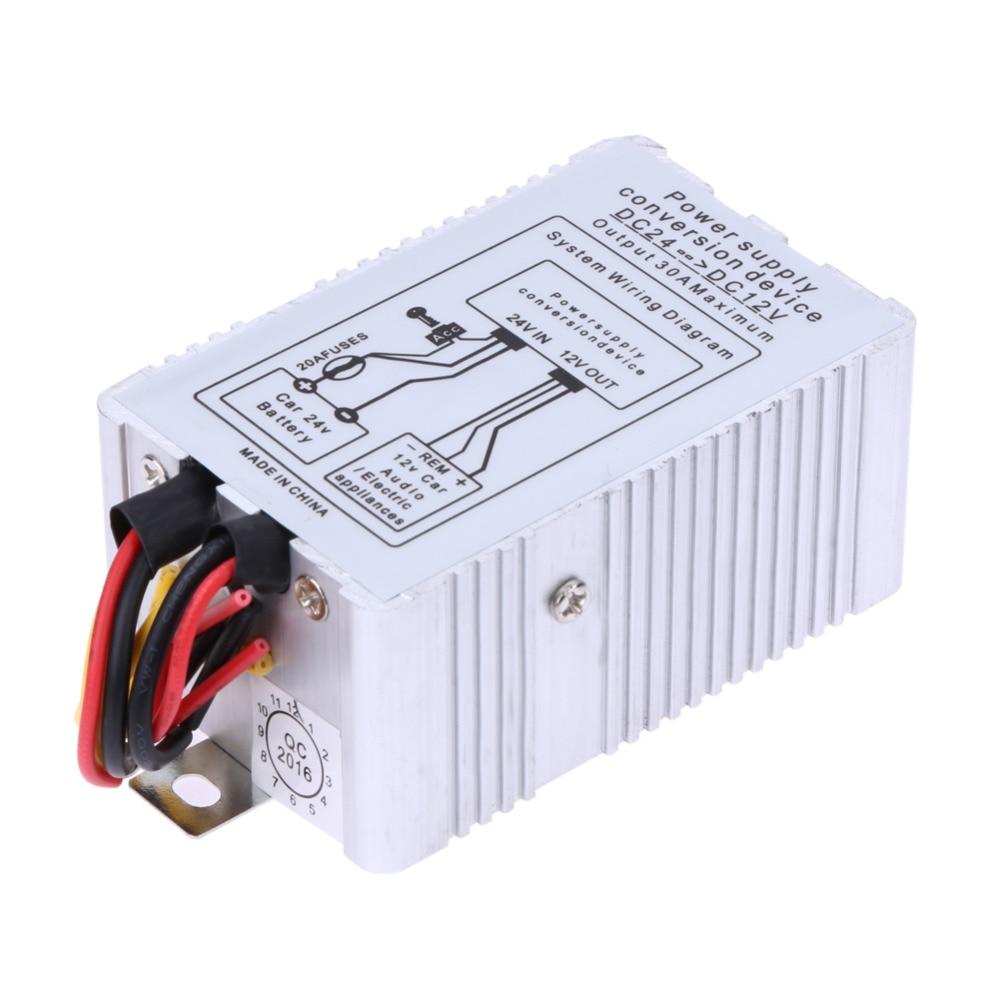 car power inverter converter dual usb car charger 12v 24v to 0 5 2a 2 [ 1000 x 1000 Pixel ]