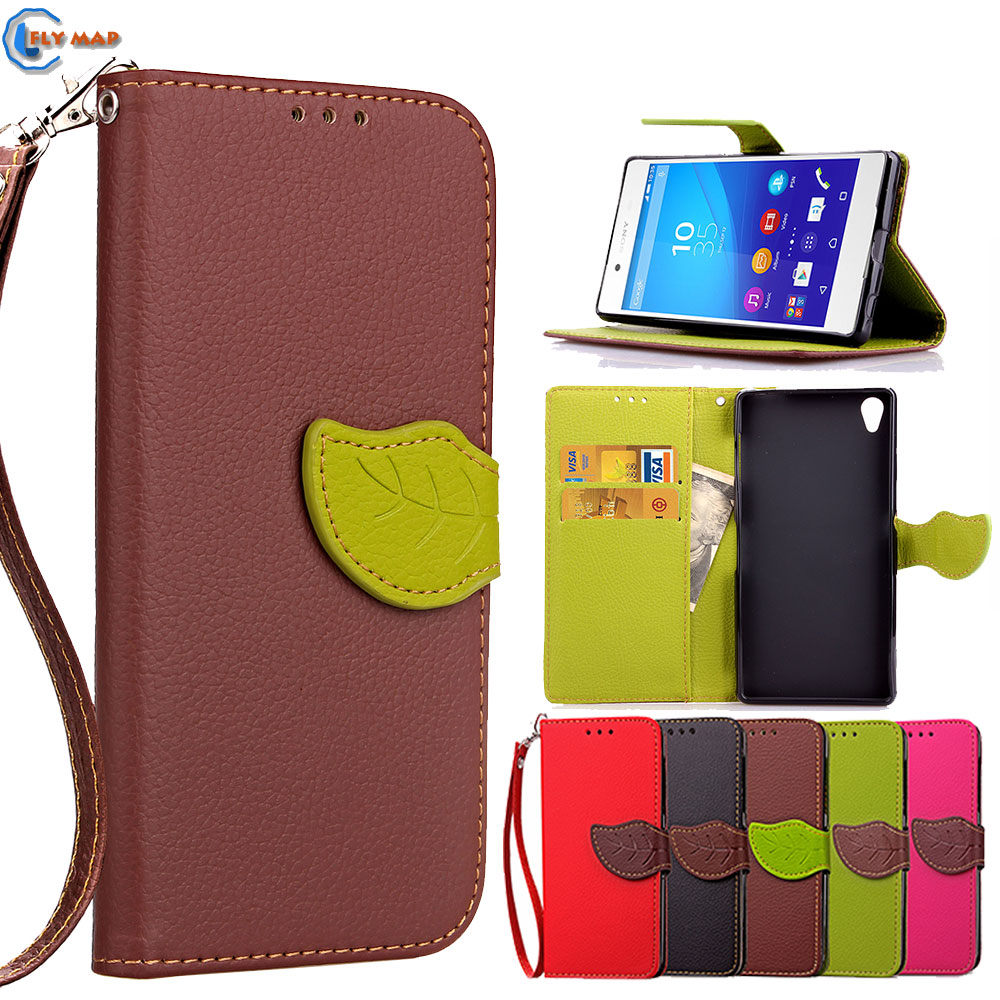 Coque For Sony Xperia Z4 Dual E6553 E6533 Wallet Flip Phone Case PU Leather Cover For Sony Xperia Z 4 E 6553 6533 402SO Capa Box