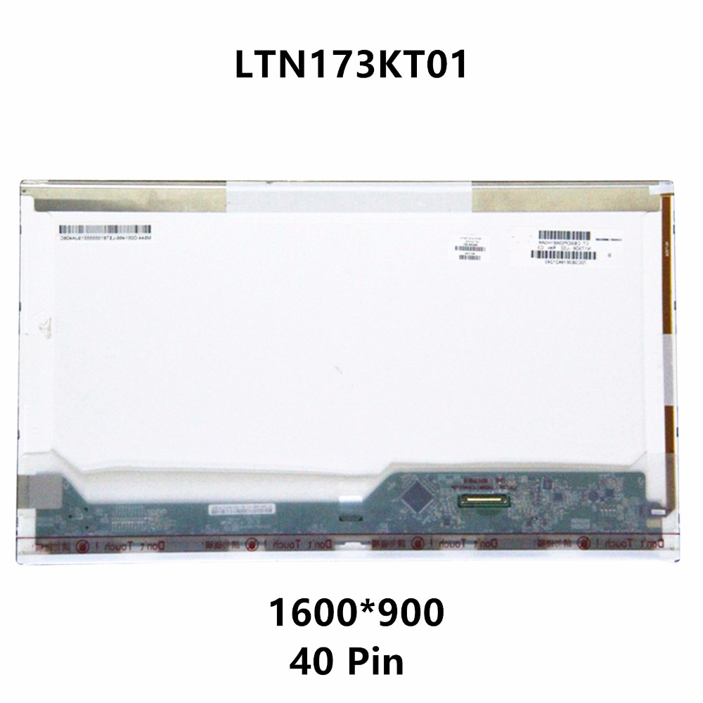17.3'' LP173WD1 TLA1 LTN173KT01 K01 B173RW01 V.0 N173FGE-L23 LP173WD1 TLA2 For Lenovo G700 G710 Laptop LCD Screen Display Matrix