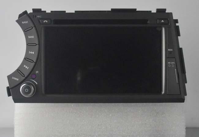 ELANMEY voiture navigation gps Pour SSANGYONG Korando D'action Cyron Actyon android 9.0 écran tactile DVD de VOITURE multimédia radio headunit