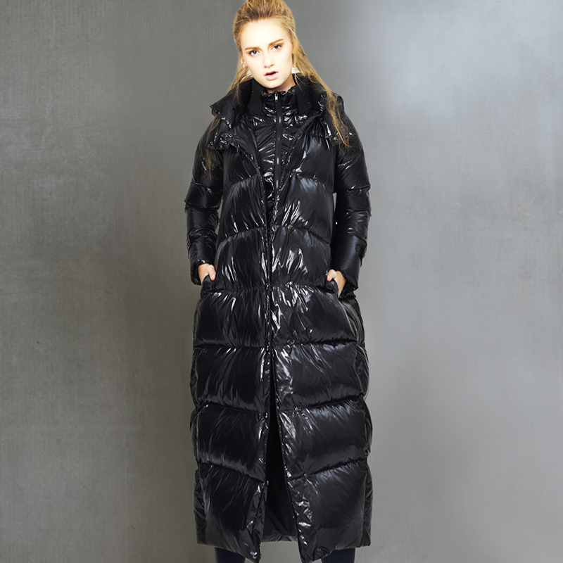 2019 new arrival women   down     coat   jackets warm X-