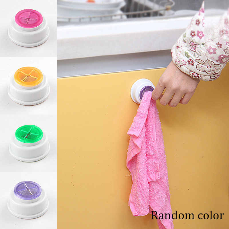 Wash Cloth Clip Holder Dishclout Storage Rack Bathroom Kitchen Storage Hand Towel Racks Clips LBShipping