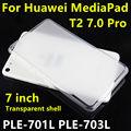 Case PU Для Huawei MediaPad T2 7.0 Pro Смарт обложка Защитный Кожаный Планшет Для HUAWEI Youth PLE-701L PLE-703L Case Protector