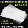 Case PU For Huawei MediaPad T2 7.0 Pro Smart cover Protective Leather Tablet For HUAWEI Youth PLE-701L PLE-703L Case Protector