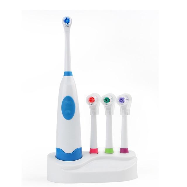 Новый Электрическая Зубная Щетка Ультразвуковой Sonic Ротари Электрическая Зубная Щетка Не Аккумуляторная Зубная Щетка Электрическая Оральный Зубов Уход