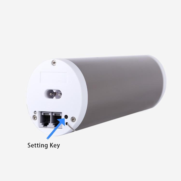 Tuya Graffiti Smart Home Intelligent Curtain Motor Smart Wifi Motor