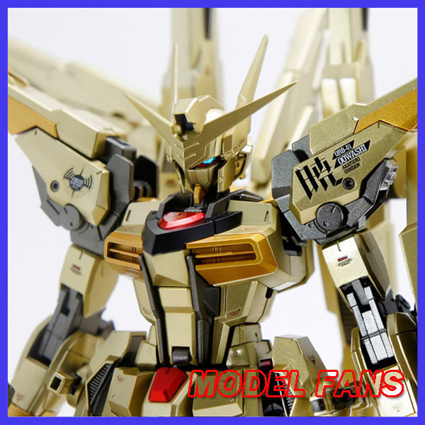 MODEL FANS Dragon Momoko Gundam Model MG 1/100 Akatsuki Double Weapons 2 Backpack Golden Plated Action Figure Assemble Toys Gift ipl laser hair regrowth massager vibrator comb for electric scalp stimulator hair loss hair growth treatment