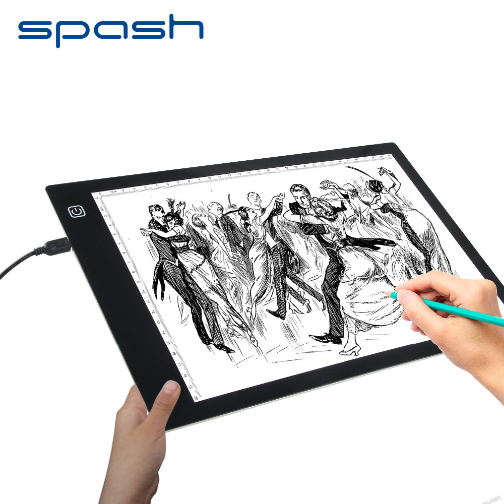 Copy board Tracing Light Box Dbmier A4S USB Powered Light Pad Artcraft Tracing LED Light Board for Drawing Tracing Sketching