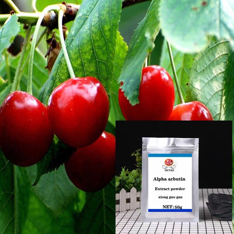 100% Pure Natural Arbutin Extract Powder, Whitening Skin, Anti-aging, Alpha Arbutin Extract Powder, Free Shipping