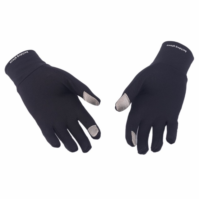 Boodun Multifunctional Sports Touch Screen Full Finger Warm Gloves Men Women Motorcycle Cycling Bicycle Gloves