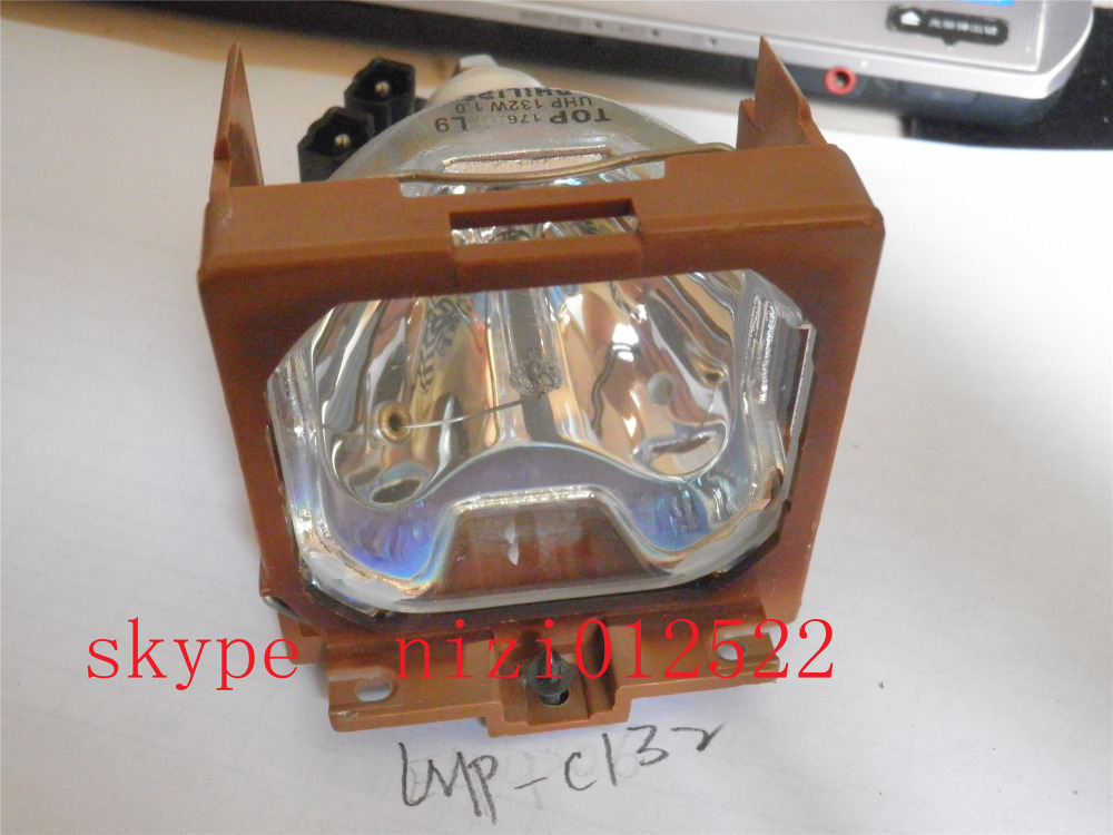 ФОТО  for SONY VPL-CX10  for SONY  Replacement Projector bare Lamp BULB LMP-C132