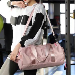 Image 5 - Dry Wet Bag Fitness Gym Bags For Women 2019 Men Yoga Mat Tas Travel Training Sac De Sport Gymtas Sac De Sport Sporttas New XA85A