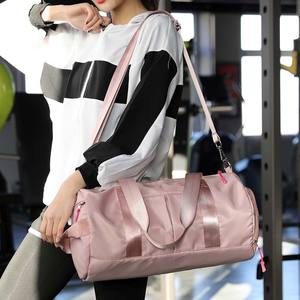 Image 5 - Suchej mokrej torba Fitness torby na siłownię dla kobiet 2019 mężczyźni mata do jogi Tas podróży szkolenia Sac De Sport Gymtas Sac De sport Sporttas nowy XA85A