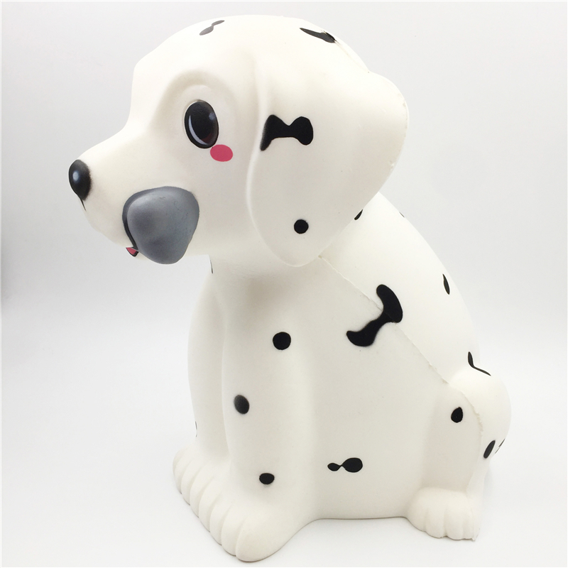 Soft Squishy Slow Rising Jumbo Adorable Puppy Dog Cream Animal Squeeze Scented Kid Stress Relief Children Toys Gift